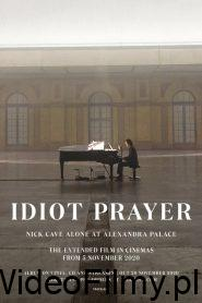 Idiot Prayer: Nick Cave Alone at Alexandra Palace ONLINE LEKTOR