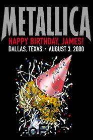 Metallica: Live in Dallas, Texas – August 3, 2000 ONLINE LEKTOR